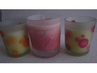 Beeswax Candle 012