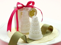 European Wedding Candle